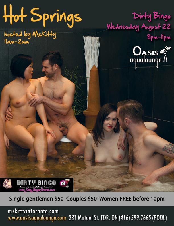 Oasis toronto sex club